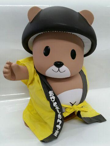 山江産業祭クマちゃん